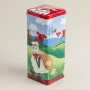 Walkers Shortbread Sheep Tin
