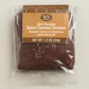 Jo's Dark Chocolate Salted Caramel Graham