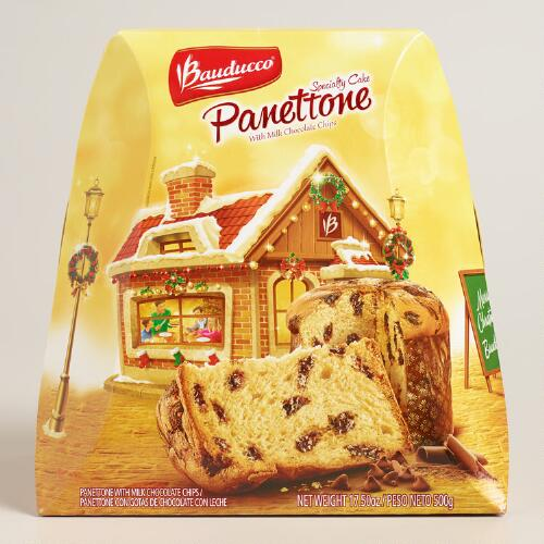 Bauducco Chocolate Chip Panettone