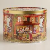Jacobsen's Baker Shop Butter Cookie Tin