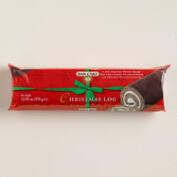Dan Cake Christmas Logs, Set of 5