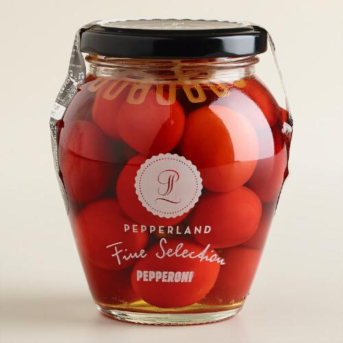 Pepperland Cherry Peppers