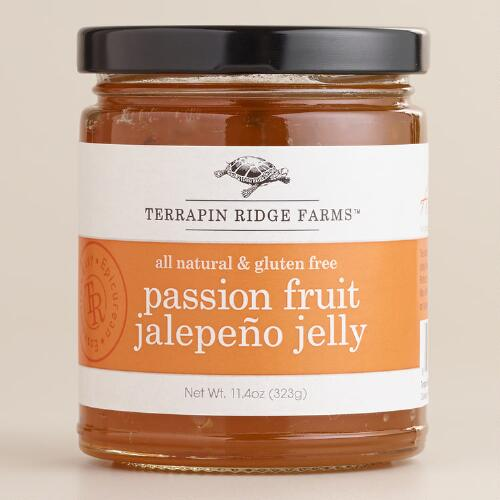 Terrapin Ridge Farms Passion Fruit Jalapeno Jelly