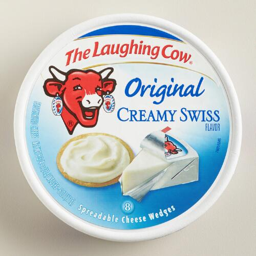 Laughing Cow Original Creamy Swiss Cheese