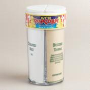 Fun Pack Foods Four-in-One Butter Popcorn Seasoning