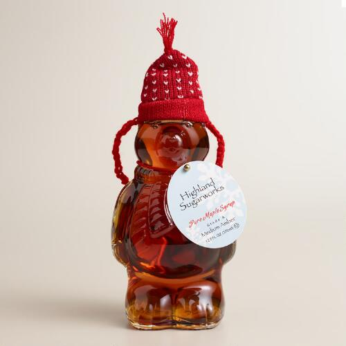 Highland Sugarworks Polar Bear Maple Syrup