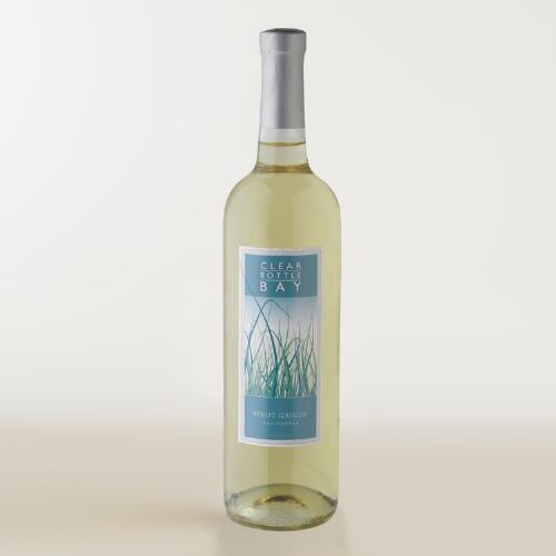 Clear Bottle Bay Pinot Grigio