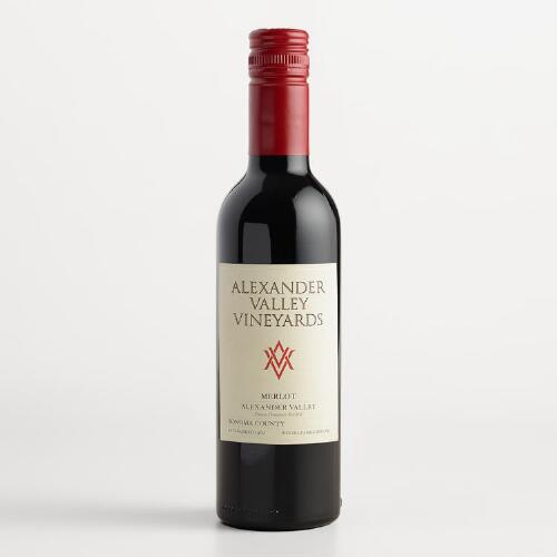 Alexander Valley Merlot, 375ml