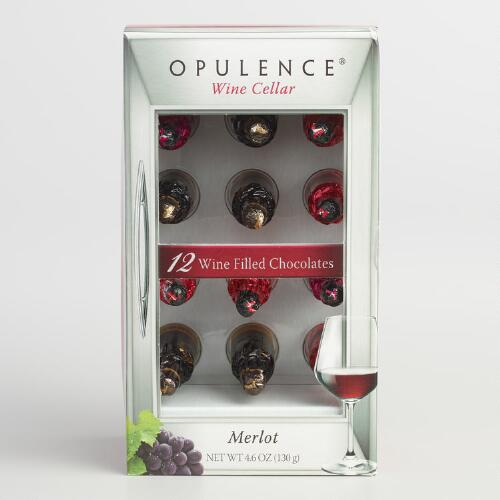Opulence Wine Cellar Box, 12-Count