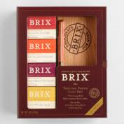 Brix Chocolate Bar Gift Set, 4-Piece