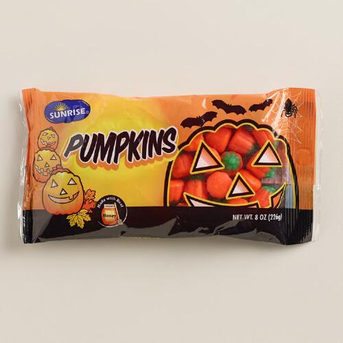 Sunrise Mellowcreme Pumpkin Candy