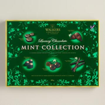 Walkers Dark Chocolate Mint Collection Gift Box