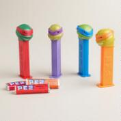 Teenage Mutant Ninja Turtles Pez Candy, Set of 4