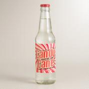Holiday Candy Cane Soda