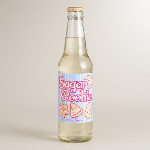 Holiday Sugar Cookie Soda