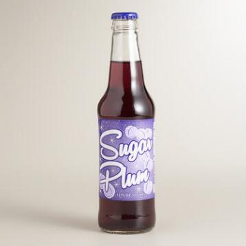 Holiday Sugar Plum Soda