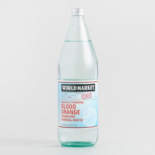 World Market® Orange Sparkling Water