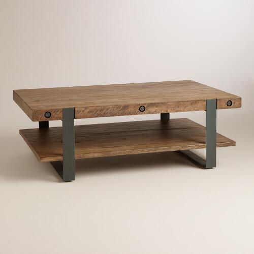 Rustic Skylar Coffee Table