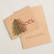 Victorian Noel Boxed Holiday Cards, Set of 15