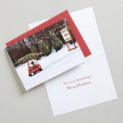 Here Come the Holidays Boxed Holiday Cards, Set of 15