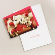Peace on Earth Boxed Holiday Cards, Set of 15