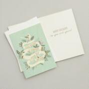 Good Tidings Boxed Holiday Cards, Set of 15