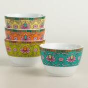 Shanghai Teacups, Set of 4