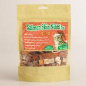 Salmon Skin Cat Nibbles