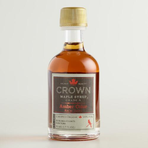 Crown Maple Medium Amber Syrup