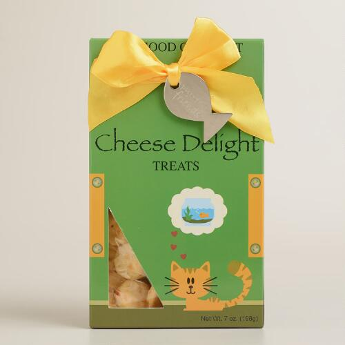Too Good Gourmet Cheesy Cat Treat