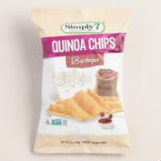 Simply 7 Barbecue Quinoa Chips