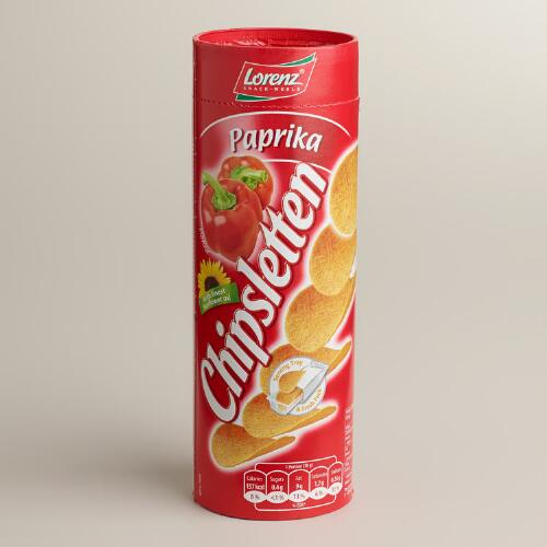 Lorenz Chipsletten Paprika Potato Chips
