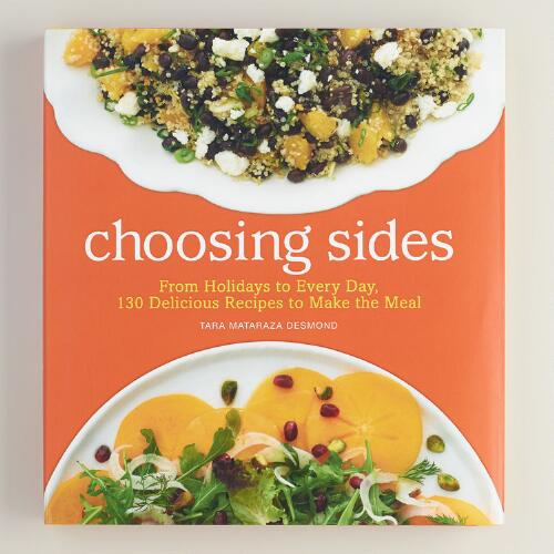 """Choosing Sides"" Cookbook"
