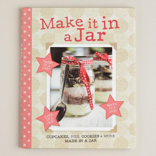 """Make It in a Jar"" Book"