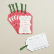 Large Multiple Choice Gift Tag