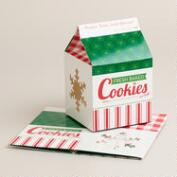 Holiday Milk Carton Treat Boxes, 2-Pack