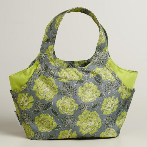Floral Bouquet Jane Lunch Bag