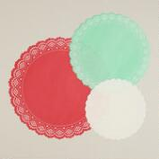 Holiday Paper Doilies, 12-Pack