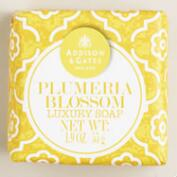 A&G Mini Plumeria Blossom Soap, Set of 4