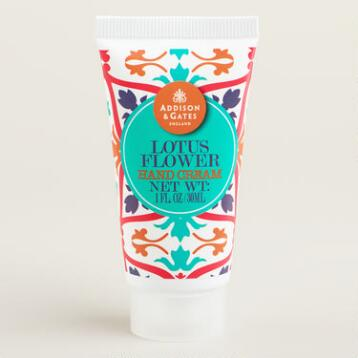 A&G Mini Lotus Flower Hand Cream, Set of 4