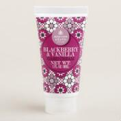 A&G Mini Blackberry & Vanilla Hand Cream, Set of 4