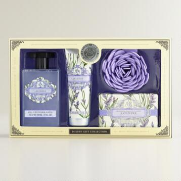 AAA Lavender Bath Care Gift Set