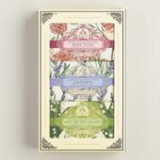 AAA Floral Bar Soap Set