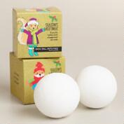 Season's Greetings Vanilla Mint Bath Fizz, 2-Pack
