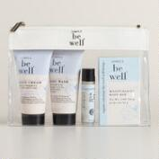 Be Well Lavender Vanilla Travel Kit