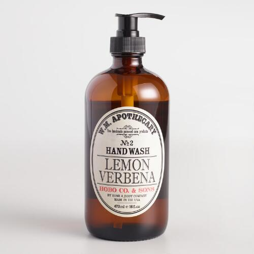 World Market® Apothecary Lemon Verbena Hand Wash