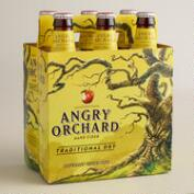 Angry Orchard Traditional Dry Cider, 6-Pack