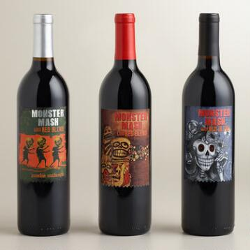Monster Mash Lodi Red Blend