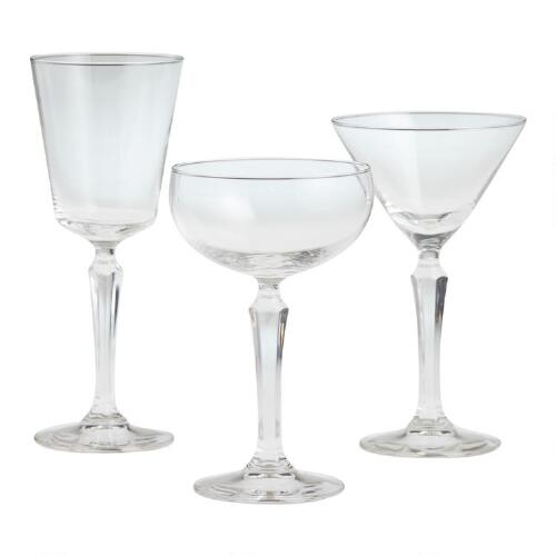 Speakeasy Glassware Collection