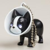 Cone of Shame LED Key Ring